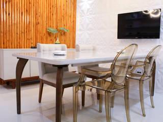 Bureau moderne par Arquit&thai Moderne
