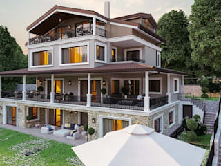 ANTE MİMARLIK Villas