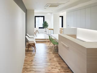 水谷壮市 Clinics Wood White