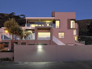 House Drelingcourt Fresnaye Modern houses by KMMA architects Modern