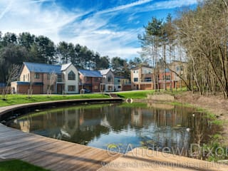 Fallow Park by Andrew Dixon Photography Modern