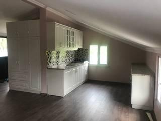 Kitchen units by Halif yapı, Modern Granite