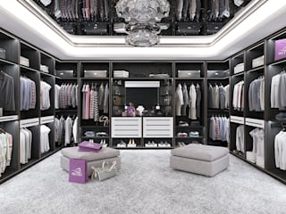 by Metro Wardrobes London,