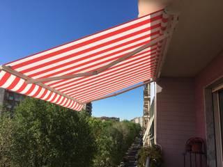 Tende da sole Tempotest Torino e provincia Tende da Sole Torino Balcone, Veranda & TerrazzoAccessori & Decorazioni Tessuti Rosso