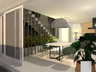 Francielle Calado Arquitetura Dining roomAccessories & decoration