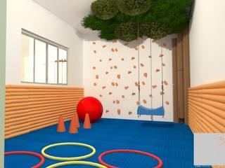 Francielle Calado Arquitetura Klinik Modern