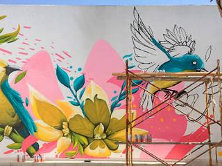 Walls by Arca México