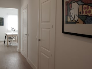 Corridor and hallway by Reformmia ,