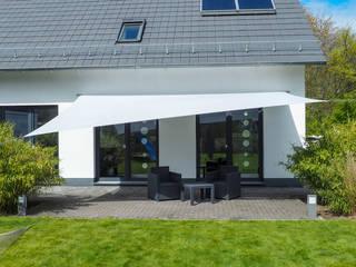 Pina GmbH - Sonnensegel Design สวน White