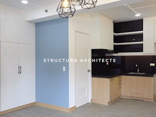 Structura Architects Small kitchens