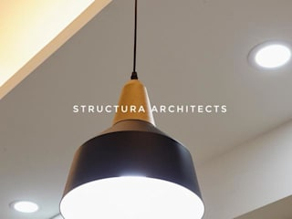 Structura Architects Dining roomLighting