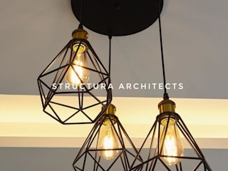 Structura Architects BathroomLighting