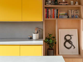 Bearstead Rise Modern Kitchen by Gruff Modern