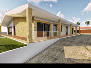 Traço M - Arquitectura Maisons classiques Granite
