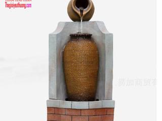 Thác Nước Phong Thủy bởi Quà Tặng Natra Hiện đại