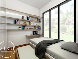 viku Modern Bedroom
