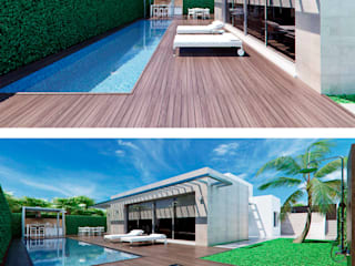 Interiorismo y amueblamiento para casa en Alicante de Tono Lledó Estudio de Interiorismo en Alicante Moderno