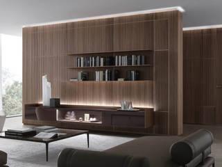 Luxe wandpanelen op maat : modern  door Noctum, Modern
