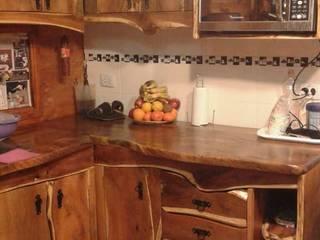 muebles rusticos  RUSTICAMPO F&A:  de estilo  por RUSTICAMPO F&A