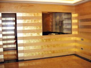 Pintura decorativa de interiores Irmapenna Modern Bedroom Wood