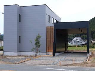 建築家 長谷部勉先生の作品「何気ない家」: アールプラスハウス 津(株式会社高正工務店)が手掛けた一戸建て住宅です。,
