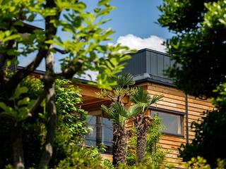 現代房屋設計點子、靈感 & 圖片 根據 中山大輔建築設計事務所/Nakayama Architects 現代風