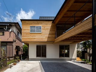 中山大輔建築設計事務所/Nakayama Architects Wooden houses