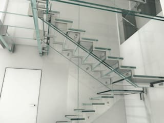 Stairs by Siller Treppen/Stairs/Scale, Minimalist