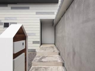 イシウエヨシヒロ建築設計事務所 YIA Casas de madera