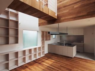 イシウエヨシヒロ建築設計事務所 YIA Comedores modernos