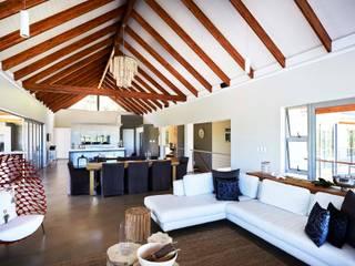 John Smillie Architects Living room