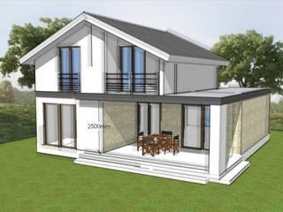 AYDIN'DA ÇİFTLİK EVİ ALTI Tasarim Mimarlık