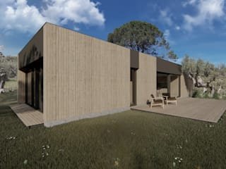 Country house by ALESSIO LO BELLO ARCHITETTO a Palermo,