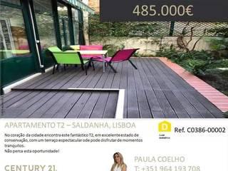 APARTAMENTO T2 - SALDANHA - LISBOA por Century21 Lux