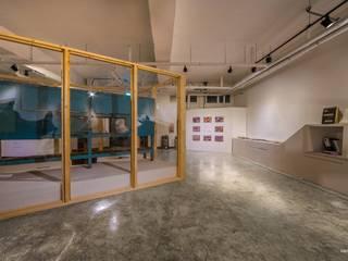 복합문화공간 - 누에박물관: 내츄럴디자인컴퍼니의  박물관