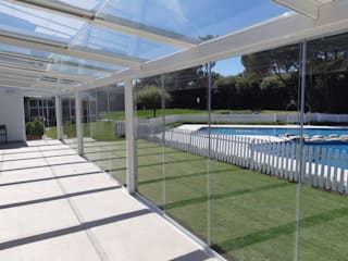 Pool by ALLGLASS CONFORT SYSTEM
