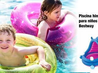 ferrOkey - Cadena online de Ferretería y Bricolaje Garden Swim baths & ponds Plastik Blue