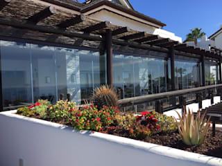 Terrace by ALLGLASS CONFORT SYSTEM