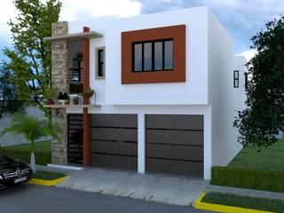 모던스타일 주택 by Arquitectura B.A 모던