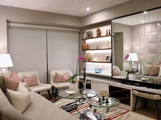 Modern Media Room by Mario Ramos Modern