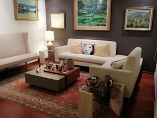 eclectic  by Alicia Ibáñez Interior Design, Eclectic