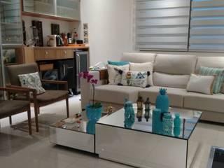 Izabella Biancardine Interiores Living room