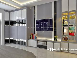 Project Thomin Shu: Kamar Tidur oleh deha interior pekanbaru, Modern