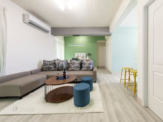 CHEN House ‧舊屋翻新 根據 元作空間設計