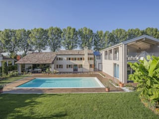 Spazio Positivo Prefabricated home