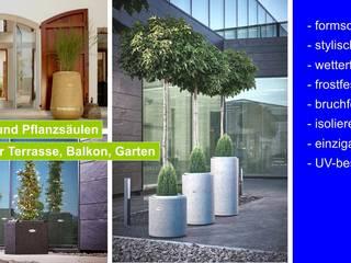 SRP-Products Balkon, Beranda & Teras Modern Karet Multicolored