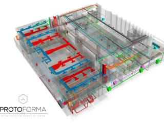 Implementación BIM de Protoforma