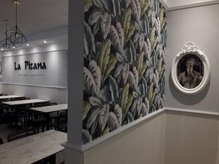 Reforma Restaurante_Pizzería de Dkl interiorismo