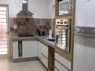 Reforma de cozinha por Studio4Interiores