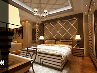 LUXURY MASTER BEDROOM :   تنفيذ AKYAN